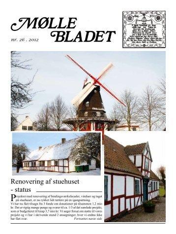 Møllebladet – 2012 - Lumby Mølle