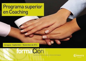 Catalogo Programa superior en coaching