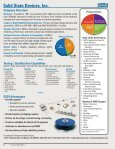 Zener & TVS Products - Solid State Devices, Inc. - Page 2