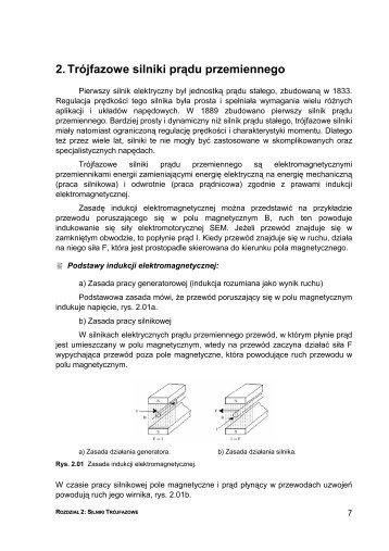 2.Trójfazowe silniki asynchroniczne - ssdservice.pl
