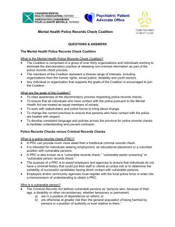 Infoguide Police Records