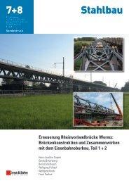 Sonderdruck - SSF Ingenieure