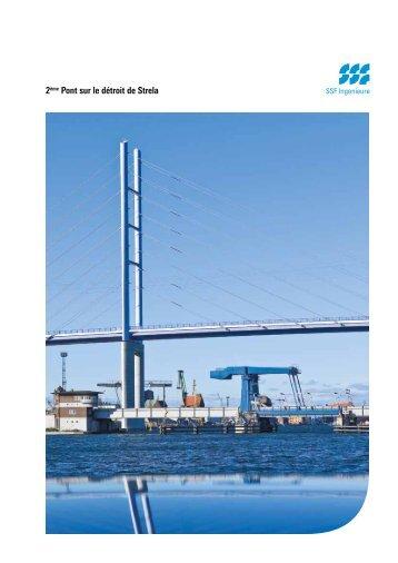 2ème Pont sur le détroit de Strela - SSF Ingenieure