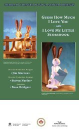 guess how much i love you i love my little storybook - Mermaid ...