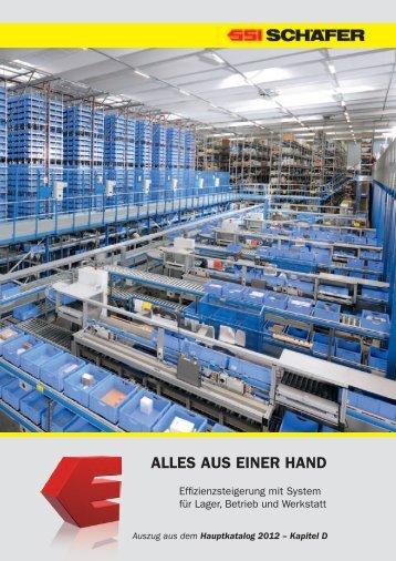 ALLES AUS EINER HAND - SSI Schäfer