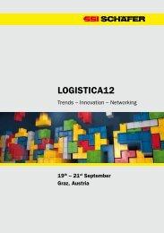 LoGiSticA12 - SSI Schäfer