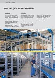 Kapitel F – Hauptkatalog 2010/1 - SSI SCHÄFER