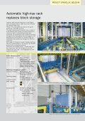 automated finished goods warehouse for laminate ... - SSI Schäfer - Page 3