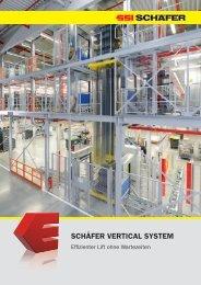 Schäfer Vertical SyStem - SSI Schäfer