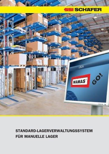 standard-lagerverwaltungssystem für manuelle lager - SSI Schäfer