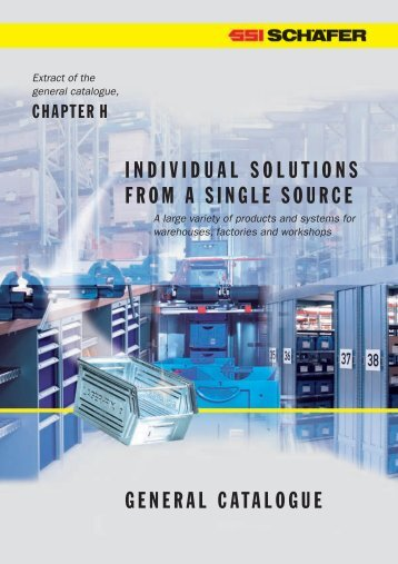 general catalogue individual solutions from a single source