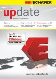 Die Welt der Effizienz - SSI Schäfer