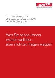 direkter Link zum Handbuch - SSM