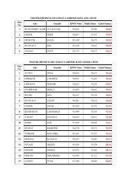 KPSS Notu Sözlü Sınav Genel Sonuç 1 MUHAMMET SA