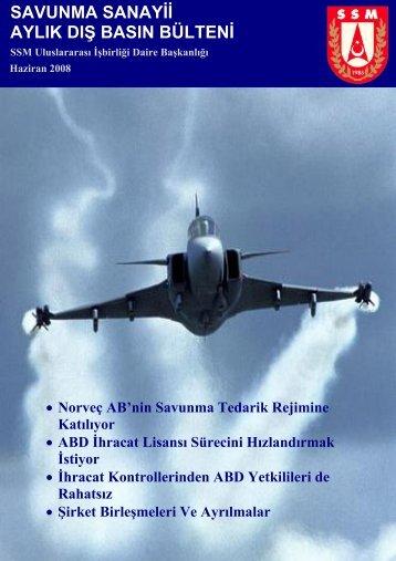 ABD İhracat Lisansı Sürecini Hızlandırmak İstiyor - Savunma Sanayii ...