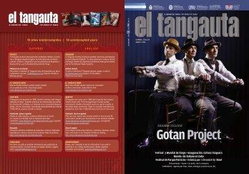 Fervor de Buenos Aires - El Tangauta