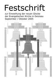 Glockenfest - Evangelische Kirchengemeinde Deizisau