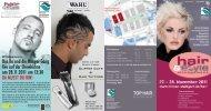 Programm - Fachverband Friseur und Kosmetik Baden-Württemberg