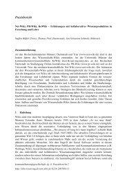 Net-Wiki, PR-Wiki, KoWiki – Erfahrungen mit kollaborativer ... - SSOAR