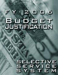 PDF - Selective Service System