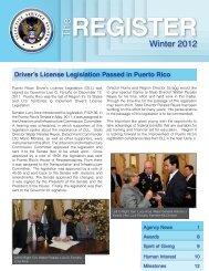 Winter 2012 - Selective Service System