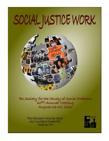 2010 Annual Meeting Final Program - Society for the Study of Social ...