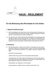 Hausordnung (pdf)
