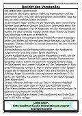 Ausgabe 11.2012 - SSV Jersbek - Page 2