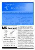 Das Jersbeker Sportblatt – SSV Jersbek Von 1913 E.V - Page 6