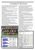Das Jersbeker Sportblatt – SSV Jersbek Von 1913 E.V - Page 7