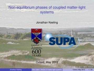 PDF Slides - University of St Andrews
