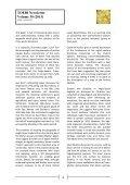 TOEBI Newsletter Volume 30 (2013) - University of St Andrews - Page 2