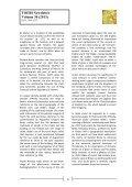 TOEBI Newsletter Volume 30 (2013) - University of St Andrews - Page 3