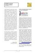 TOEBI Newsletter Volume 30 (2013) - University of St Andrews - Page 6