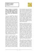 TOEBI Newsletter Volume 30 (2013) - University of St Andrews - Page 7