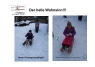 Der helle Wahnsinn!!! - St. Augustinus Kindergarten GmbH
