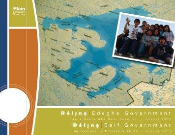 download pdf - Délıne | Where The Water Flows