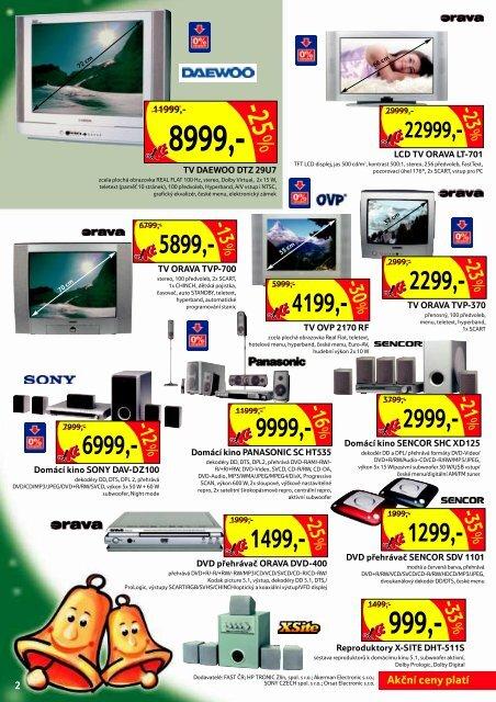 19990 - Akční ceny