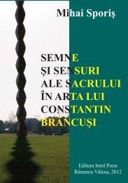 SEMNE ŞI SENSURI ALE SACRULUI ÎN ARTA ... - Cultura Ars Mundi
