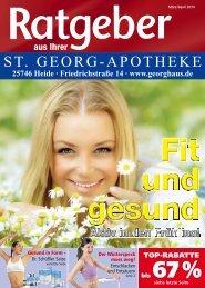 Ausgabe März/April 2013 Fit und Gesund. Aktiv in den Frühling