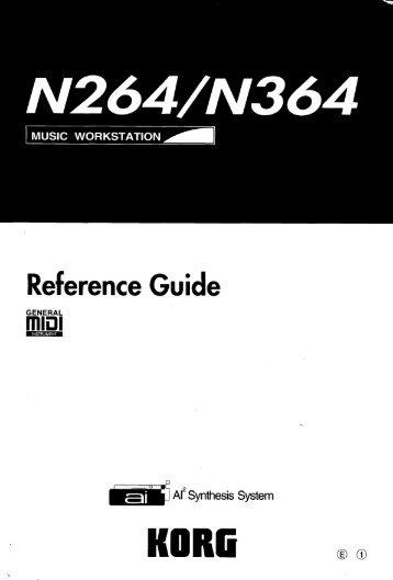 N264/ N3 64 - Korg