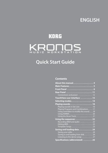 Download - Korg