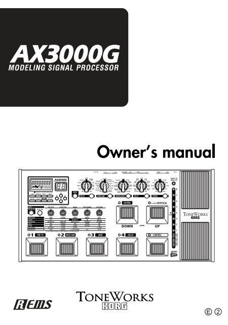 Ax3000g guitar pedal rhythm delay capability demo by dave monk.