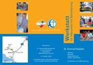 Werkstatt für Menschen mit Behinderung - St. Jakobus ...