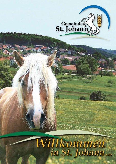Malerische naturbelassene Umgebung. - St. Johann