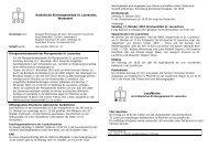 Pfarrnachrichten zum 28. Sonntag im Jahreskreis - 10. Oktober 2010