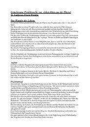 Gemeinsame Projektwoche von sieben Kitas aus der Pfarrei St ...