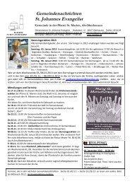 GN_24.2012_17.18. - St. Marien Oberhausen - Katholische ...
