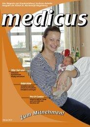 Medicus NRZ MD 2/08 - Klinik St. Marienstift Magdeburg