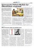Brustchirurgie gewinnt an Bedeutung - Krankenhaus St. Marienwörth - Seite 3